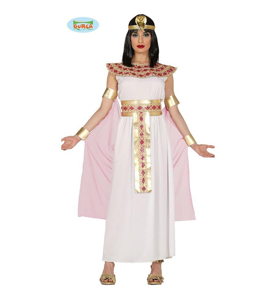 85ac79c36fd0 Costume Carnevale Cleopatra EGIZIANA Adulta 88298 - FormatShop